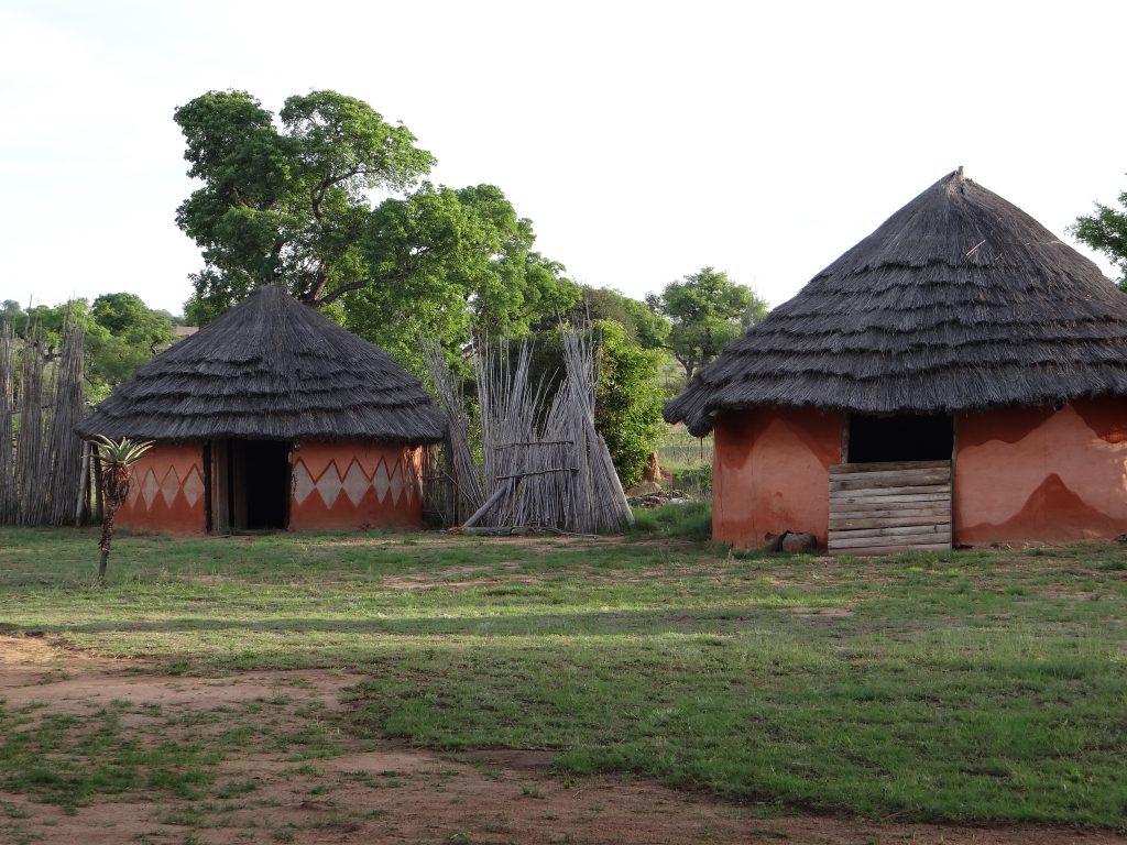 Authentieke-Afrikaanse-dorpen