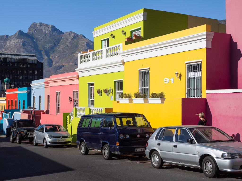 Bo-Kaap-Kaapstad